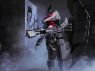 Капитан Пауэр и солдаты будущего (1987) - 01. Потрясённые