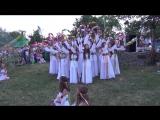 Танец на Купала в г. Шпола