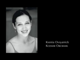 Ksenia Ovsyanick (Benois de la Danse nominee)