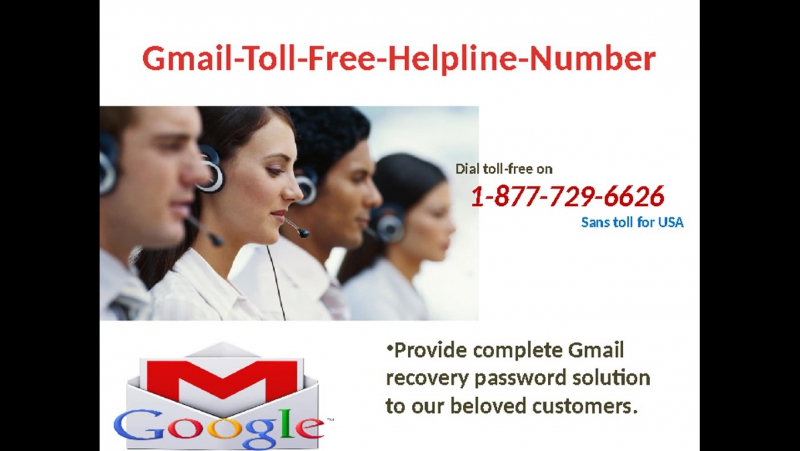Gmail Help Phone number 1~877~729~6626 quires solution on spot