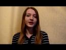 Пример видео-ролика на программу Учитель английского языка в Китае от нашей Марины