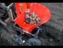 КМЗ-012 и Картофелесажалка КСМ-1А