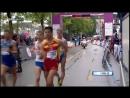Leichtathletik EM Zürich 2014 20km Gehen Männer Low