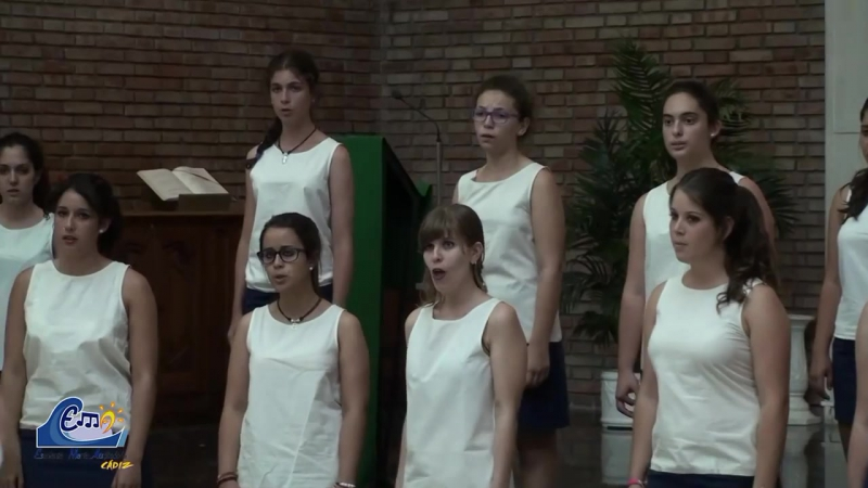 Dona nobis pacem - Mary Lynn Lightfoot - Escolanía María Auxiliadora - EMA Cádiz.
