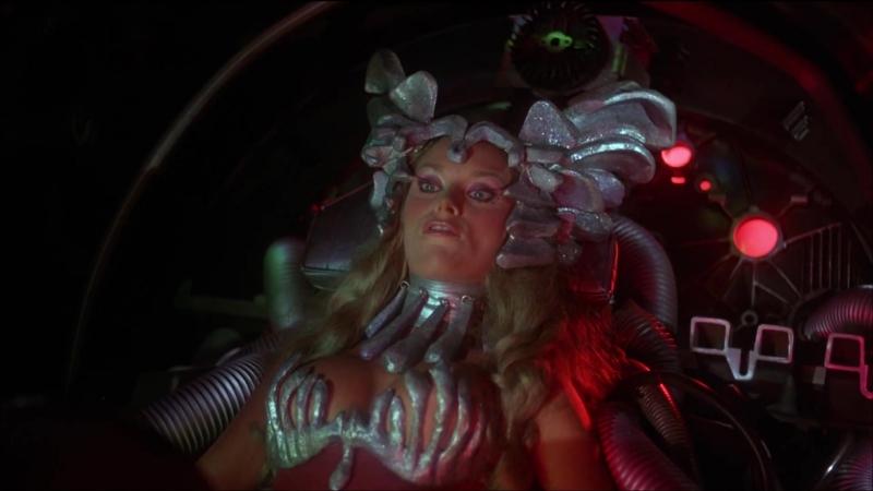 Битва за пределами звёзд / Battle Beyond the Stars (1980) HD 1080p