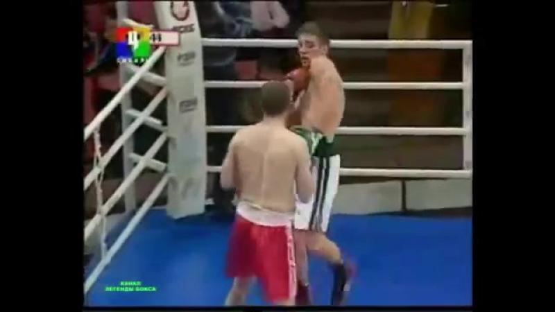 Дмитрий Пиpoг - Дeниc Бaлaндин. 4 нoября 2005г. TВЦ.