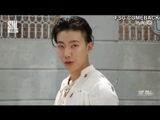 SNL KOREA 7 [Парень на 3 минуты] Вы не сможете остаться равнодушными! Саймон Ди и Пак Дже Бом в роли моих парней!? (рус.саб)
