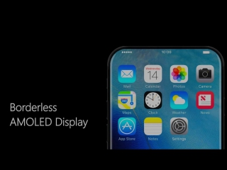 iPhone 8 – iOS 11 Concept