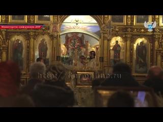 Рождественское богослужение в Свято-Николаевском Кафедральном Соборе