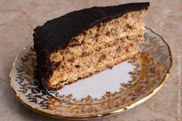 Рецепт вкусного торта анечка с фото