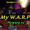 My W.A.R.P. | Блого-социальная сеть Minecraft