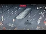 Чемпион мира по боям без правил на BMW протаранил машину с ребёнком в Москве