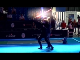 Поединок в стиле Звездных войн на Чемпионате мира по фехтованию интересен, как сам фильм