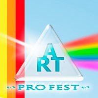 Логотип Международное фестивальное движение ArtProFest