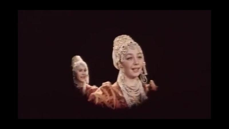Девичья весна (1960) х-ф