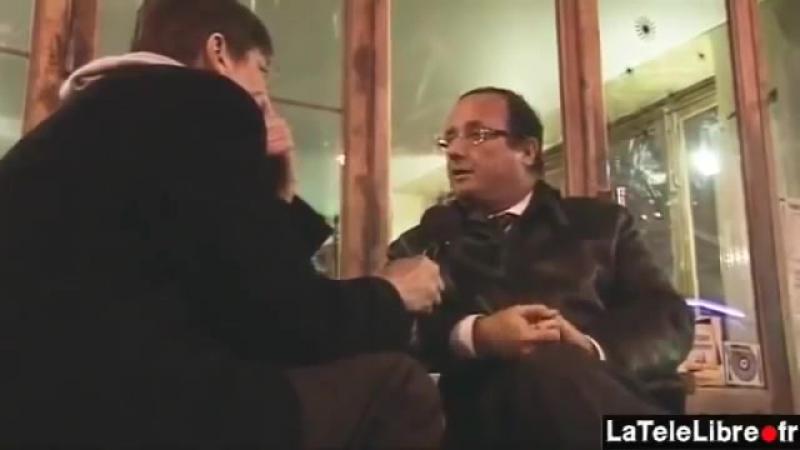 Cest une honte Hollande avoue limpenssable !