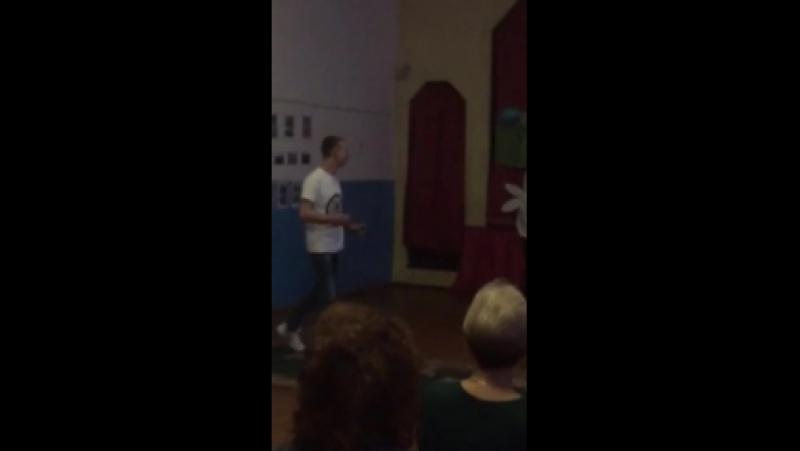 Prostoy - Выпускной (Выступление ПУ - 15)