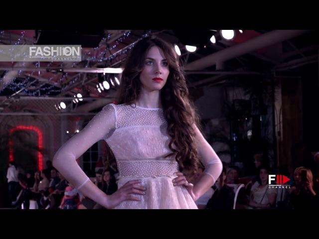 ALINA BRADU VASILE VOZIAN Odessa Fashion Week Fall Winter 2017-18 - Fashion Channel
