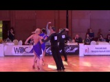 Heat 52 L-B Gold Open Samba Crystal ball 2017 Rusakova I. - Korovnikov S.
