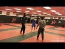 Jon Jones na Capoeira aula com Mestre Virgulino.