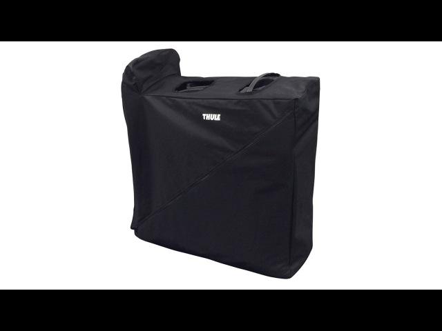Towbar Bike Rack Accessory – Thule EasyFold XT Carrying Bag (3-bike)