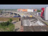 Ростов, строительство развязки на Стадион Арена