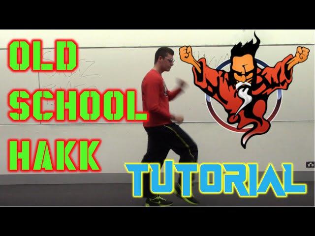Old School Hakkuh/Gabber Tutorial (Hardcore Hakk Moves)