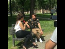 Посмеялись и пообщались во время интервью в Белграде с Sanja Vucic она будет представлять Сербию на Евровидении 2016 Having fun during the interview in Belgrad with Sanja Vucic who will represent Serbia at the Eurovision Song Contest 2016 eurovisi
