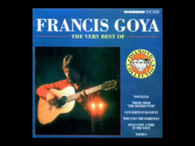 Francis Goya The very best of