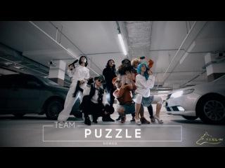 [OneShot] Puzzle - Buratino [VideoDanceBattle. Season 2]
