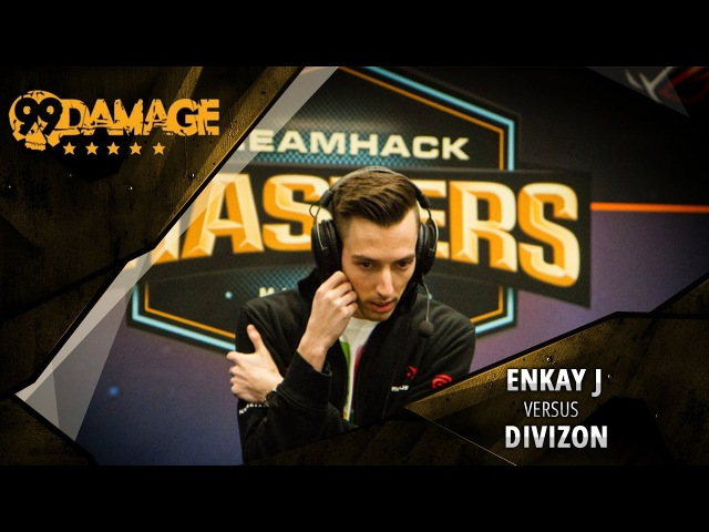 99Damage League Season 4: enkay J vs. DIVIZON