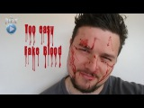 Too Easy Fake Blood Tutorial