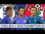 CHELSEA x SOUTHAMPTON XI who's played for or managed both clubs