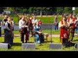 Группа Argemonia на фестивале Легенды норвежских викингов (2016)