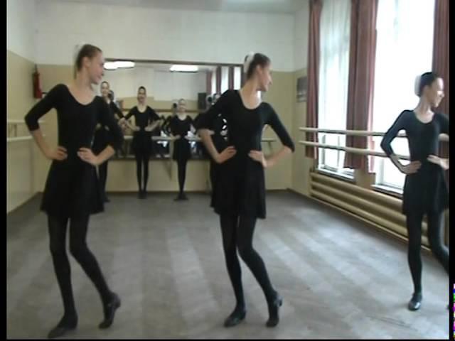 Народный танец Экзамен ДШИ №6 г Майкоп