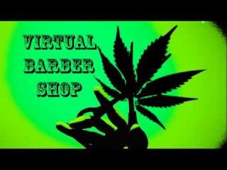 Stoned Virtual Barber Shop (Binaural Audio. Wear Headphones!) ASMR