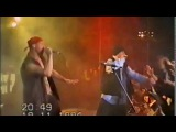White Hot Ice - Накатика На Кадык + Говоруны (Live - 1994)