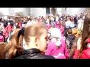 Подоляночка . Великодні гаївки. Парафія св. Василія Великого смт.Козова 18.04.2017 р.Б.