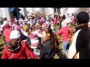 Кривий танець . Великодні гаївки. Парафія св. Василія Великого смт.Козова 18.04.2017