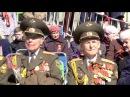 Парад Победы в Екатеринбурге — 9 мая 2017 года