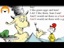 Green Eggs and Ham--Dr. Seuss/Story Fun