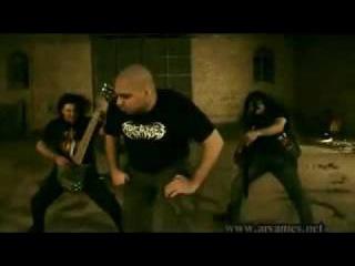 ARSAMES, IRANIAN DEATH METAL band from Mashhad city