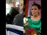Алсу поёт в 27-м трамвае. #Харьков город талантов!
