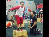 Instagram post by The CrossFit Games • Feb 25, 2017 at 7:03pm UTC