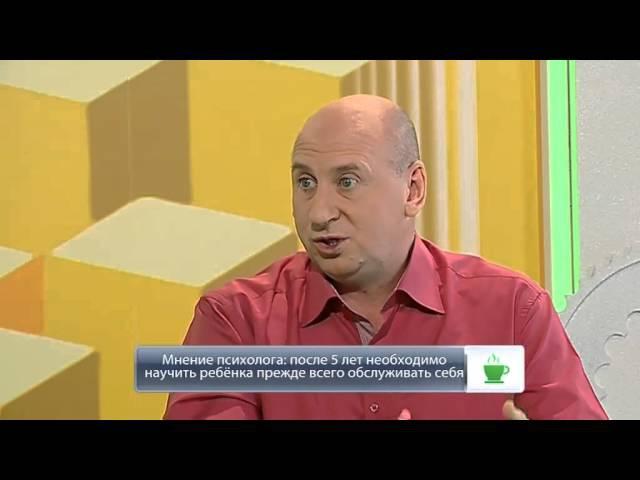 Олег Варавва на НТВ, телепередача Доброе утро
