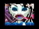 NEW видео для детей—Монстр Хай Франки Стейн гигиена рта—Мультики