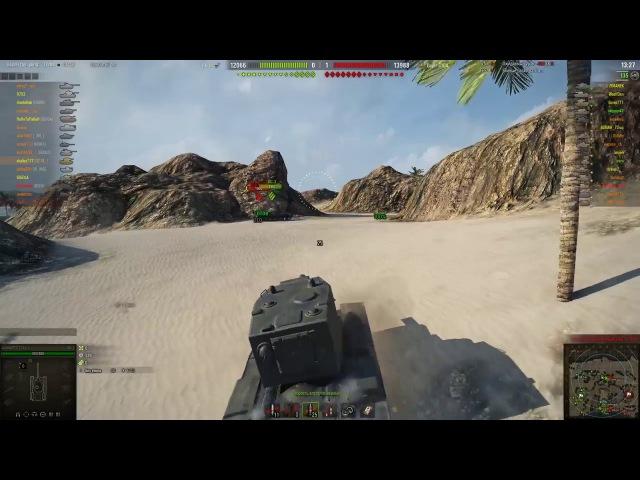 СМЕРТЕЛЬНЫЕ ВЫСТРЕЛЫ НА БАБАХАХ, ТАКОЕ ЕЩЕ НИКТО НЕ ПЕРЕЖИЛ! World of Tanks