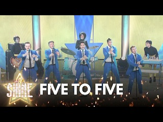 Five To Five perform 'Tell Her About It' by Billy Joel - Let It Shine - BBC One