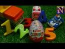 Робокар Поли новые серии Мультики про машинки игрушки Киндер сюрприз Развивающие видео для детей