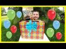 Коробка с сюрпризами! Куча подарков! Игрушки и сладости Лизуны, миньоны, татушки и много всего